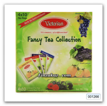 Чай Victorian Faney Tea Collection 40 шт