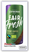 Растворимый кофе Löfbergs Fair Fresh 100 гр