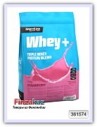 Протеин SportLife Nutrition Whey клубника 700 г
