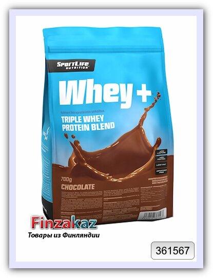Протеин SportLife Nutrition Whey шоколад 700 г