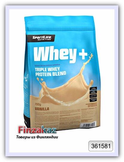 Протеин SportLife Nutrition Whey ваниль 700 г