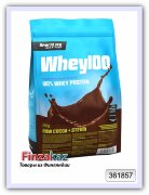 Протеин Whey100 SportLife Nutrition какао 700 г