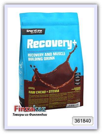 Восстанавливающий напиток Recovery+ какао SportLife Nutrition 1 кг