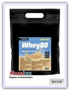 Протеин Whey80 SportLife Nutrition ваниль 3 кг