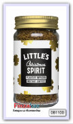 Кофе растворимый Little`s Christmas spirit instant coffee (Рождественское настроение) 50 гр