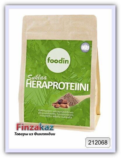 Сывороточный протеин Foodin шоколад 650 г