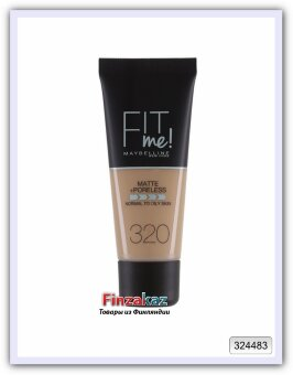 Тональный крем Maybelline Fit Me Matte & Poreless 30 мл