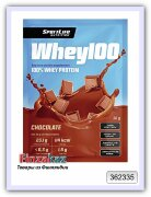 Протеин Whey100 SportLife Nutrition шоколад 30 г