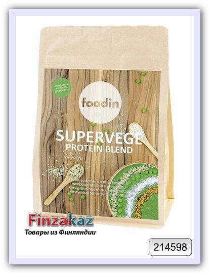 Суперсмесь протеина Foodin 600 г
