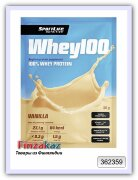Протеин Whey100 SportLife Nutrition ваниль 30 г