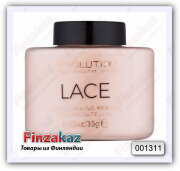 Пудра Makeup Revolution Lace Baking Powder 35 гр