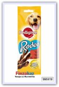 Лакомство для собак - мясные косички с говядиной Pedigree Rodeo 70 г