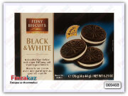 Печенье Cookies black & white 176 гр